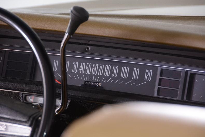 1971 Chevrolet Impala Image 36