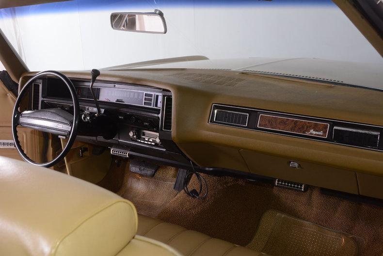 1971 Chevrolet Impala Image 57