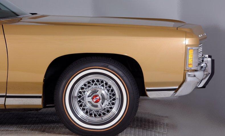 1971 Chevrolet Impala Image 47