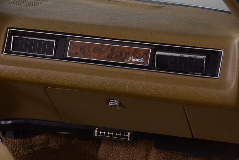 1971 Chevrolet Impala Image 58