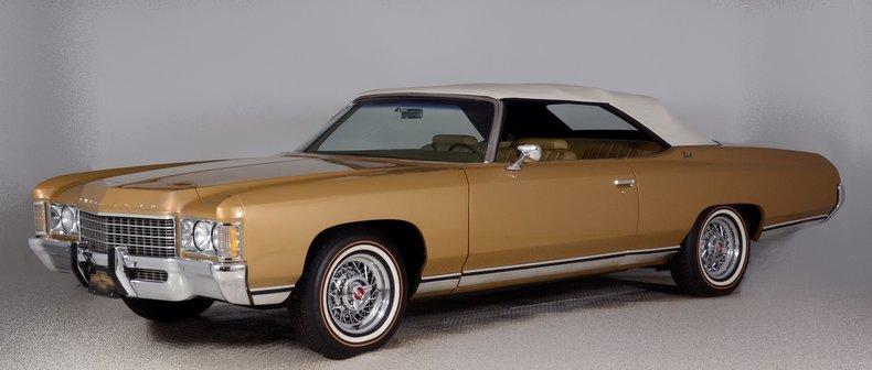 1971 Chevrolet Impala Image 26