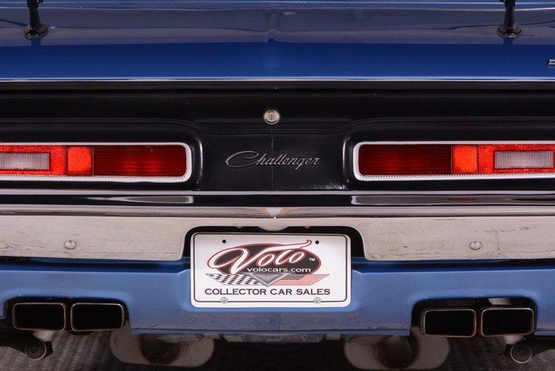 1971 Dodge Challenger Image 34