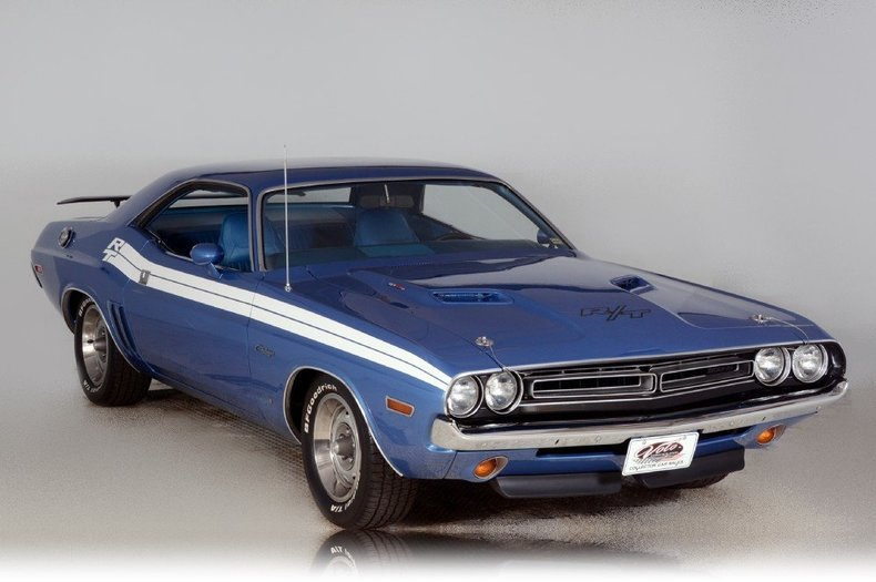 1971 Dodge Challenger Image 53