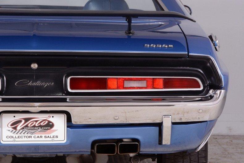 1971 Dodge Challenger Image 54
