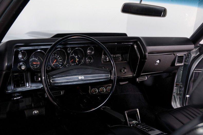 1971 Chevrolet Chevelle Image 48