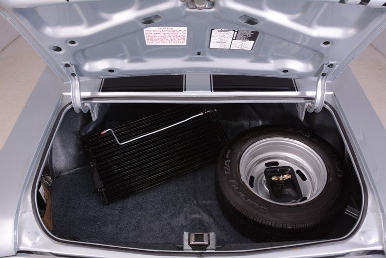 1971 Chevrolet Chevelle Image 66