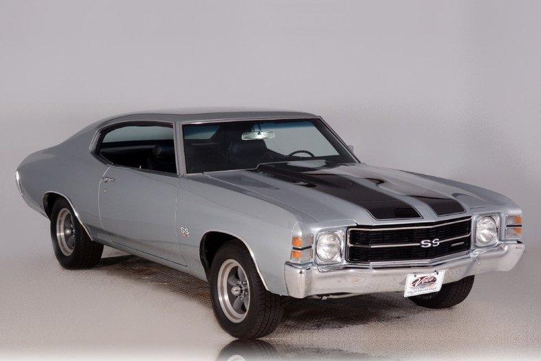 1971 Chevrolet Chevelle Image 42