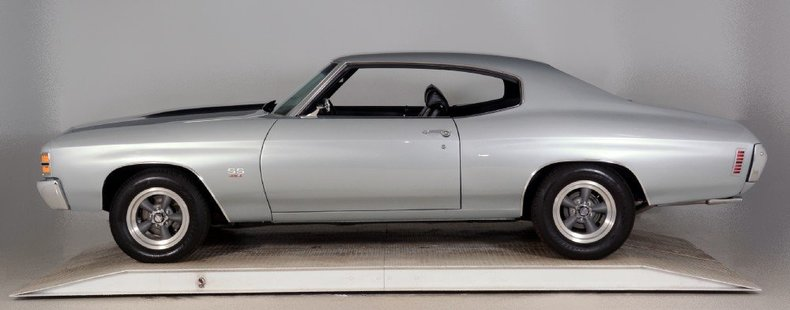 1971 Chevrolet Chevelle Image 23