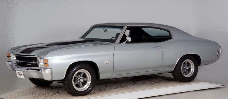 1971 Chevrolet Chevelle Image 21