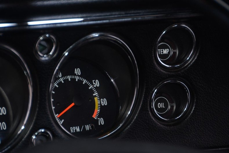 1971 Chevrolet Chevelle Image 20