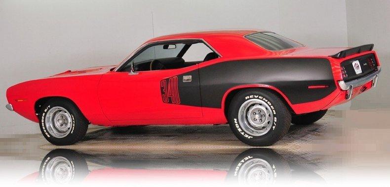 1970 Plymouth Cuda Image 25