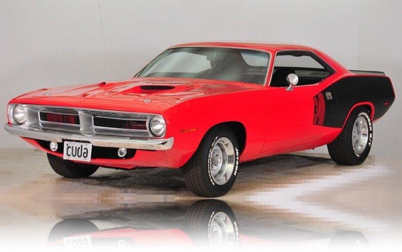 1970 Plymouth Cuda Image 21
