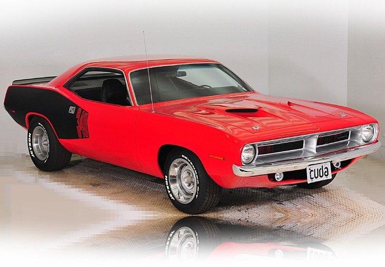 1970 Plymouth Cuda Image 34