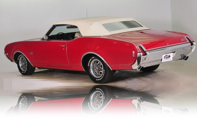 1969 Oldsmobile 442 Image 11