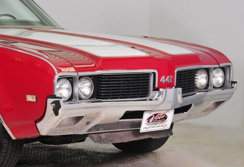 1969 Oldsmobile 442 Image 15