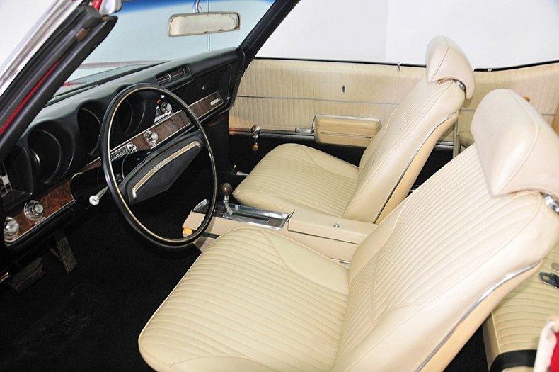 1969 Oldsmobile 442 Image 40