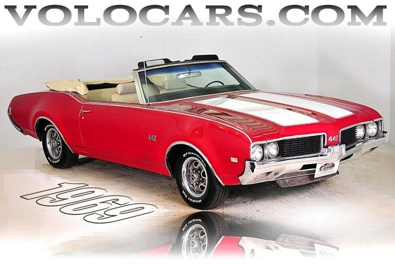 1969 Oldsmobile 442 Image 52
