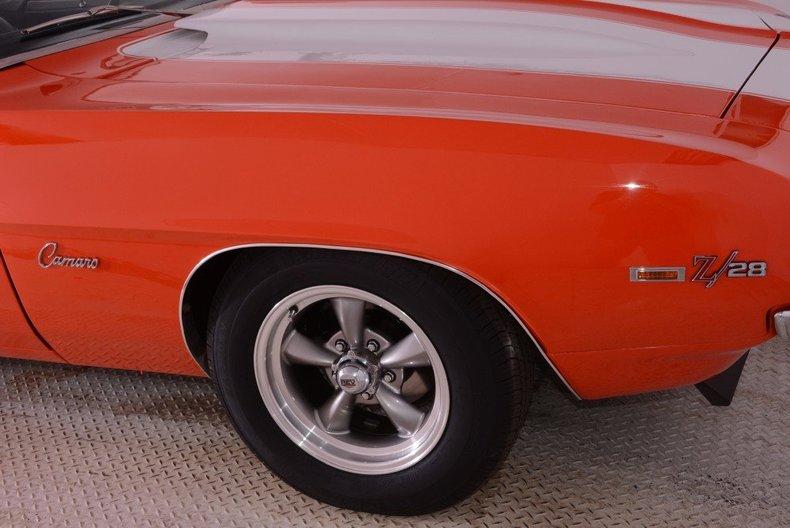 1969 Chevrolet Camaro Image 85