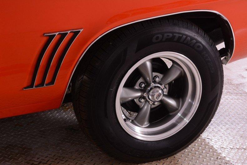 1969 Chevrolet Camaro Image 83