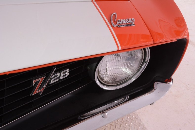1969 Chevrolet Camaro Image 50