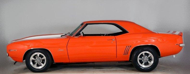 1969 Chevrolet Camaro Image 72