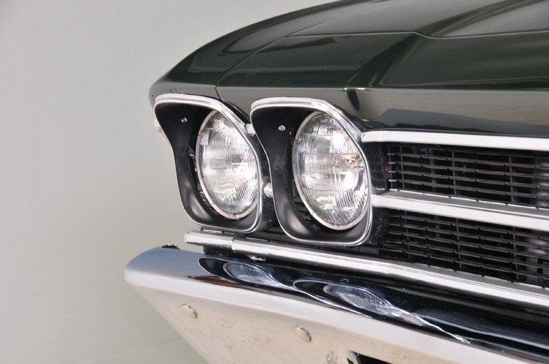 1969 Chevrolet Chevelle Image 8