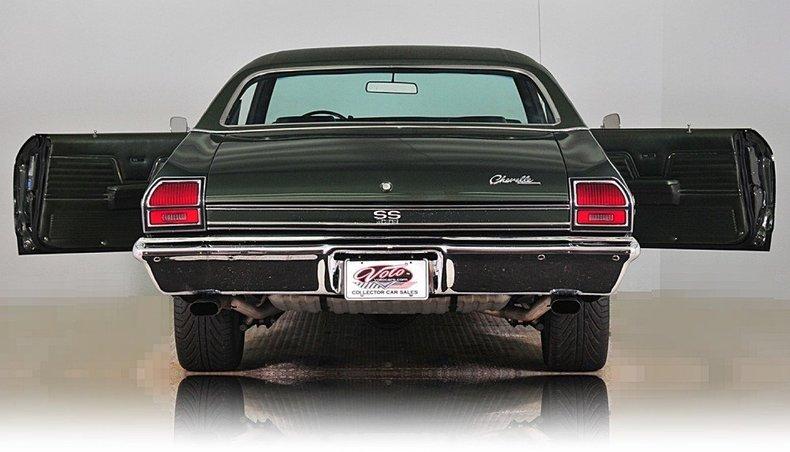 1969 Chevrolet Chevelle Image 15