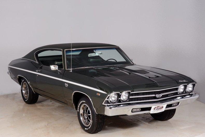 1969 Chevrolet Chevelle Image 48
