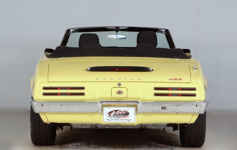 1968 Pontiac Firebird Image 13
