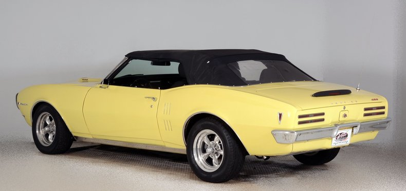 1968 Pontiac Firebird Image 31