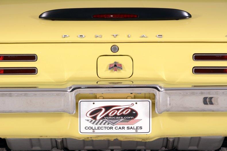 1968 Pontiac Firebird Image 33