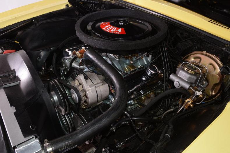 1968 Pontiac Firebird Image 47