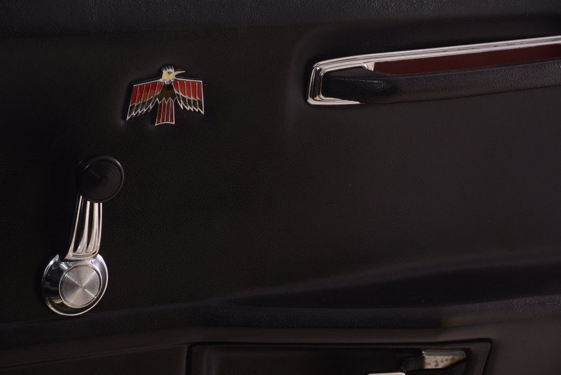 1968 Pontiac Firebird Image 50