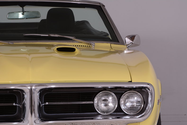 1968 Pontiac Firebird Image 55