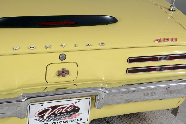 1968 Pontiac Firebird Image 64