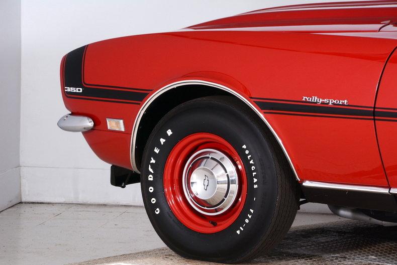 1968 Chevrolet Camaro Image 62
