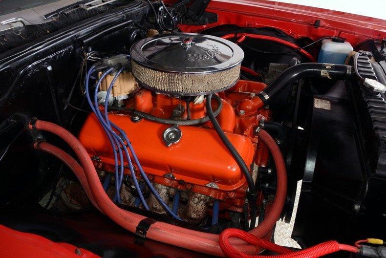 1968 Chevrolet Impala Image 17