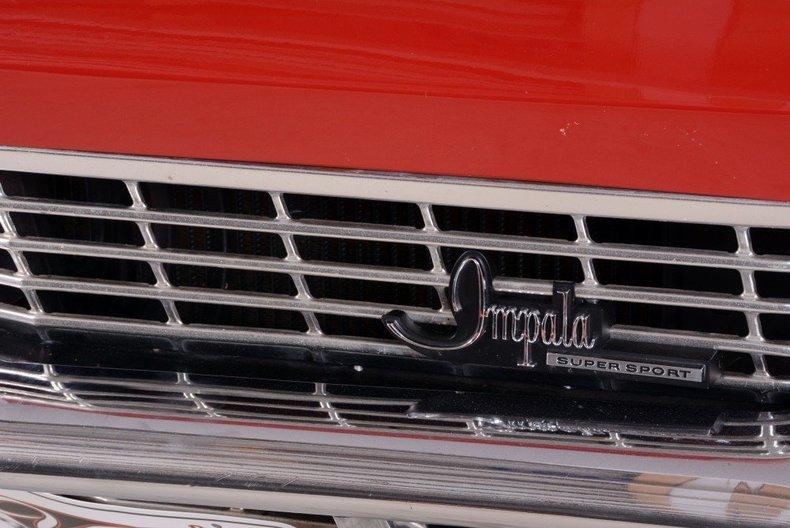 1968 Chevrolet Impala Image 2