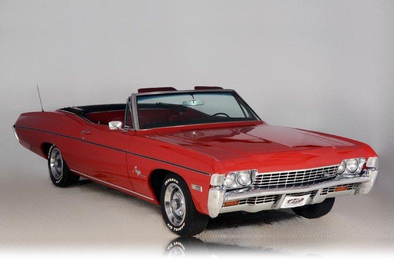 1968 Chevrolet Impala Image 28