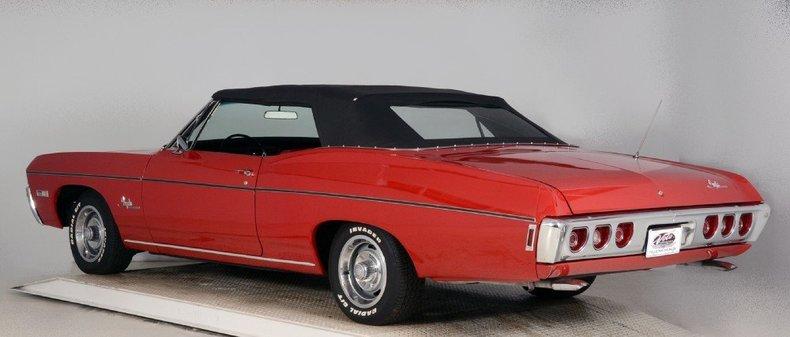 1968 Chevrolet Impala Image 11