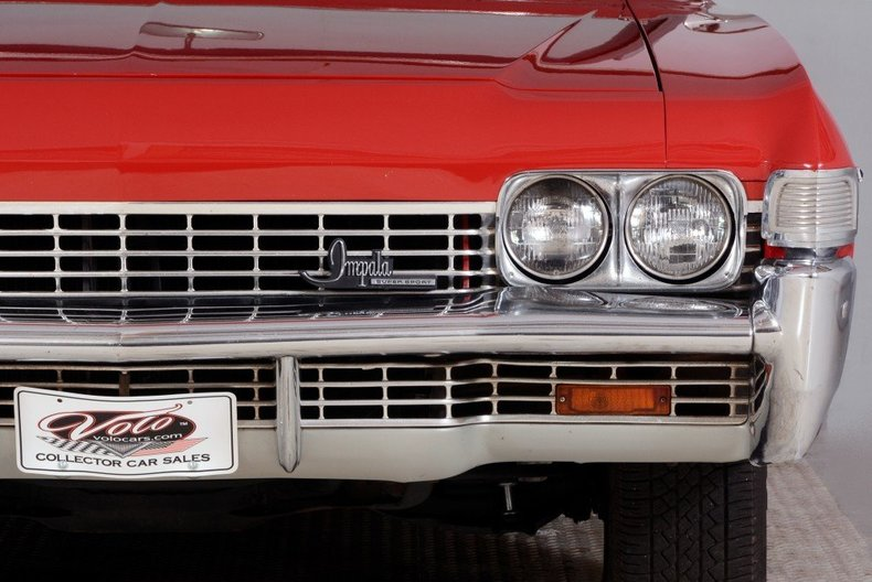 1968 Chevrolet Impala Image 12