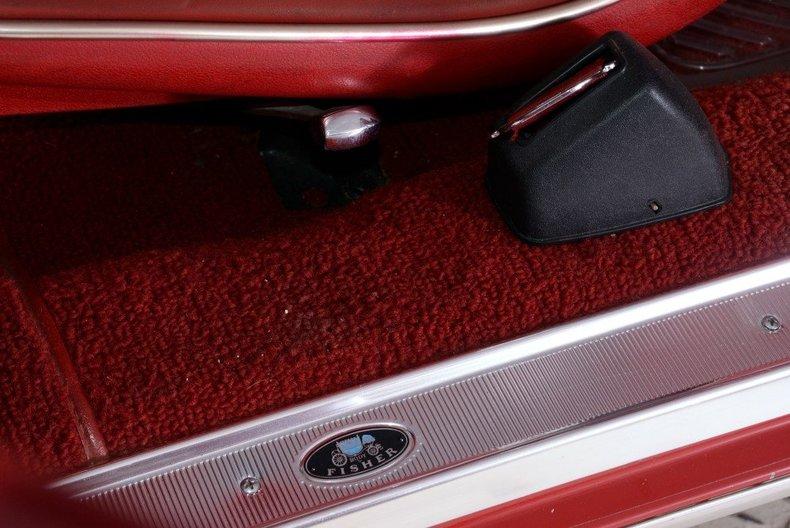 1968 Chevrolet Impala Image 23