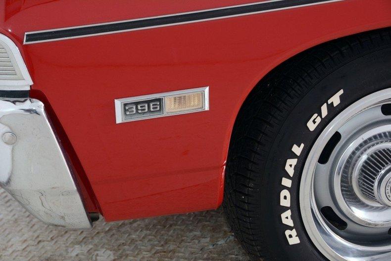 1968 Chevrolet Impala Image 29