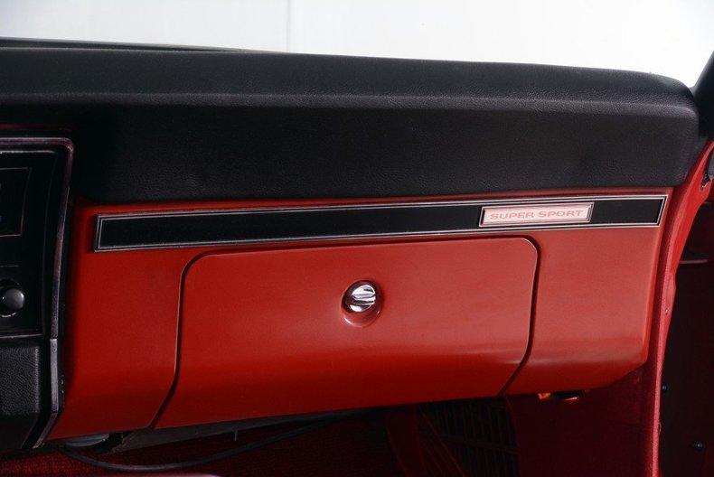 1968 Chevrolet Impala Image 30