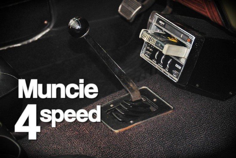 1968 Chevrolet Camaro Image 35