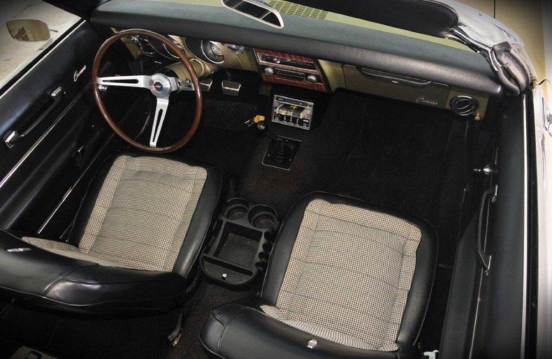 1968 Chevrolet Camaro Image 45