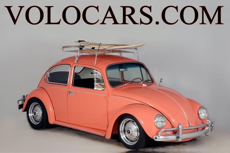 1967 Volkswagen Beetle Image 1
