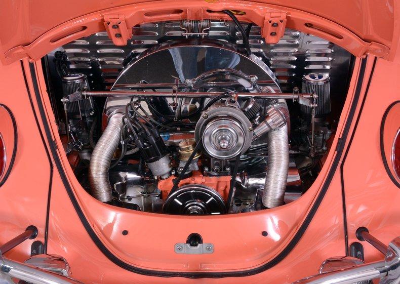 1967 Volkswagen Beetle Image 4