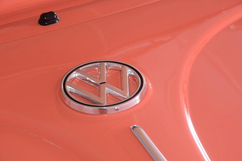 1967 Volkswagen Beetle Image 7