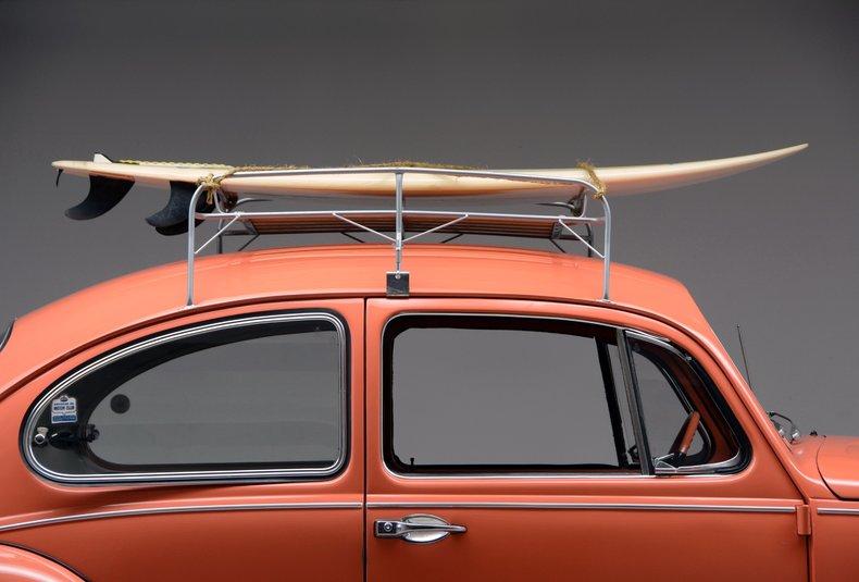 1967 Volkswagen Beetle Image 9